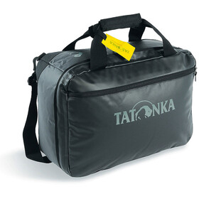 Tatonka Flight Barrel Matkakassi, black